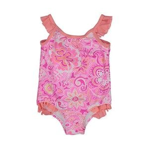 Tommy Bahama® Paisley Floral One-Piece Swimsuit